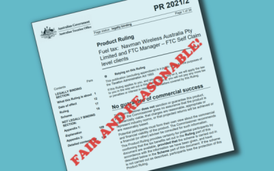 Product Ruling Release News